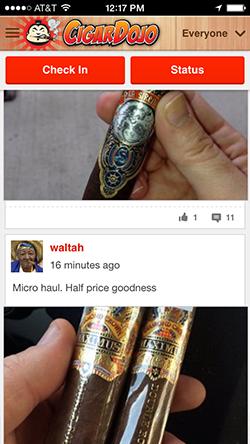 Cigar Dojo HERF