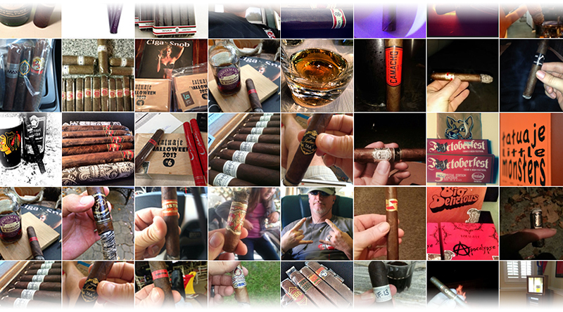 Cigar photo gallery app
