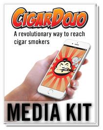 Cigar Dojo app media kit